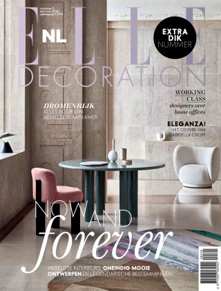 ELLE Decoration - NL 005 2020