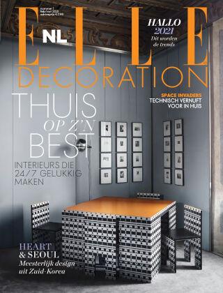 ELLE Decoration - NL 001 2021