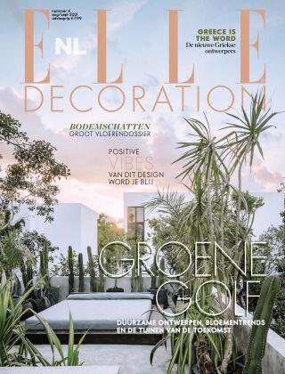 ELLE Decoration - NL 004 2021