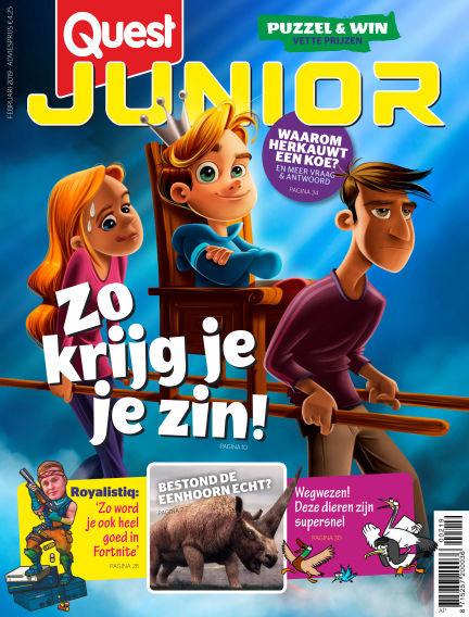 Quest Junior January 10, 2019 00:00