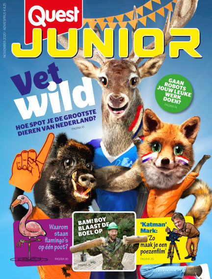 Quest Junior October 13, 2020 00:00