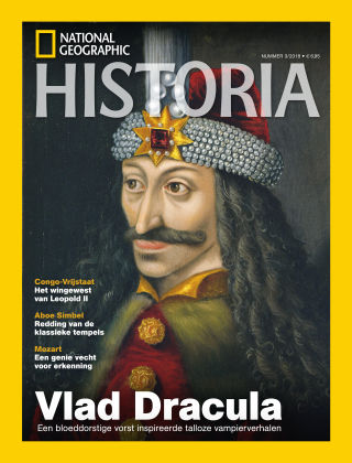 National Geographic Historia - NL 03 2018