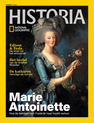 National Geographic Historia - NL 01 2019