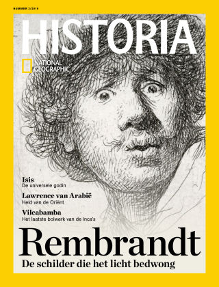 National Geographic Historia - NL 03 2019