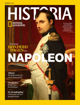 National Geographic Historia - NL 04 2019