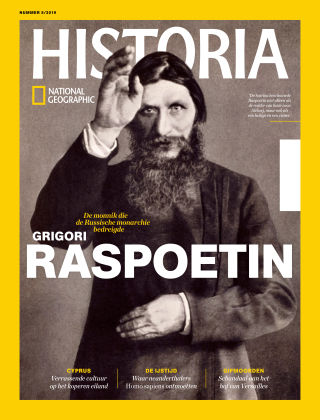 National Geographic Historia - NL 005 2019