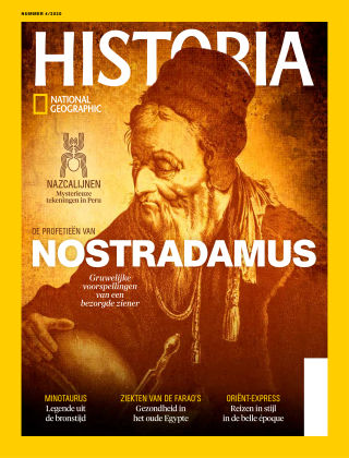 National Geographic Historia - NL 004 2020