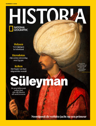 National Geographic Historia - NL 005 2020