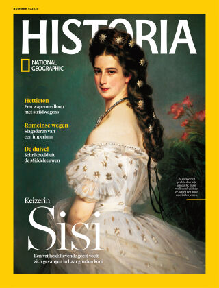 National Geographic Historia - NL 006 2020