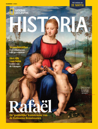 National Geographic Historia - NL 001 2021