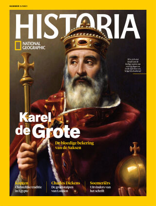 National Geographic Historia - NL 002 2021
