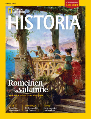 National Geographic Historia - NL 003 2021