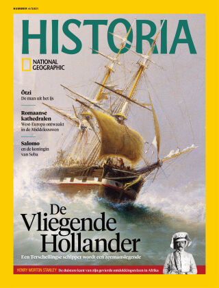 National Geographic Historia - NL 004 2021