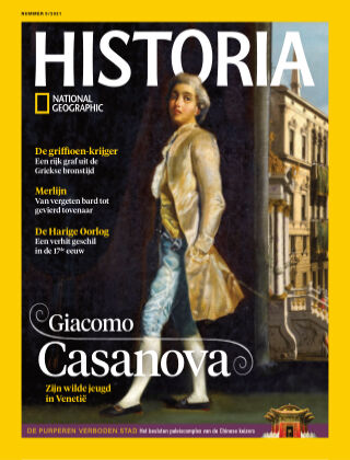 National Geographic Historia - NL 005 2021