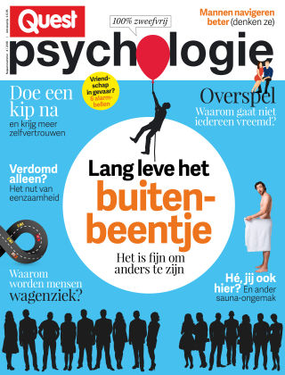 Quest Psychologie 4/2018