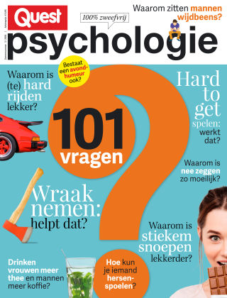 Quest Psychologie 03 2018