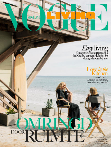 VOGUE Living - NL May 25, 2018 00:00