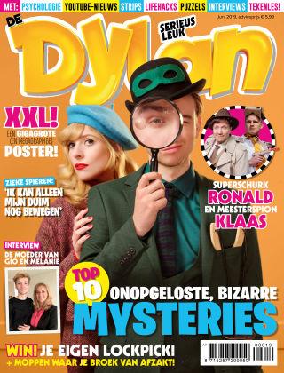Dylan Haegens Magazine 06 2019