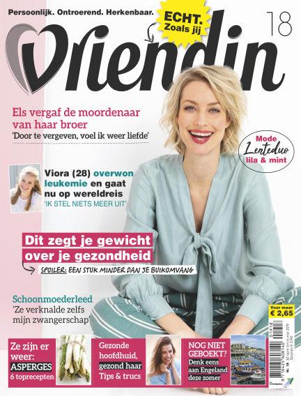 Vriendin May 01, 2019 00:00
