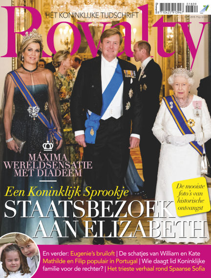 Royalty October 12, 2018 00:00
