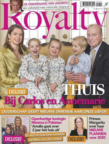 Royalty December 11, 2019 00:00