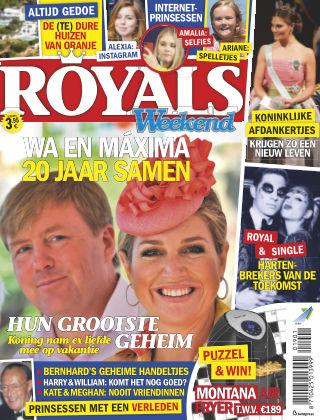 Weekend Special Royals 01 2019