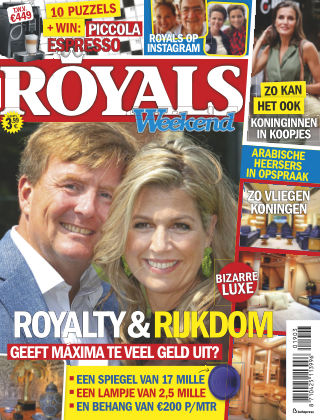Weekend Special Royals 02 2019