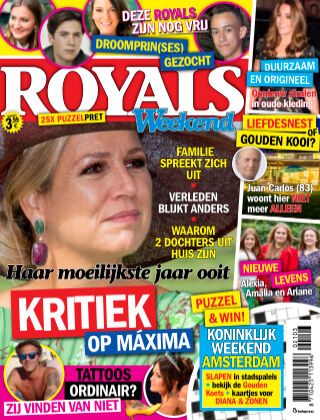 Weekend Special Royals 2021