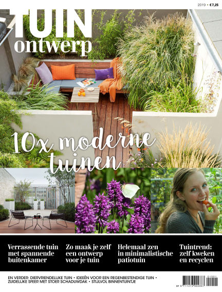 Tuinseizoen March 15, 2019 00:00