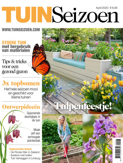 Tuinseizoen March 17, 2020 00:00