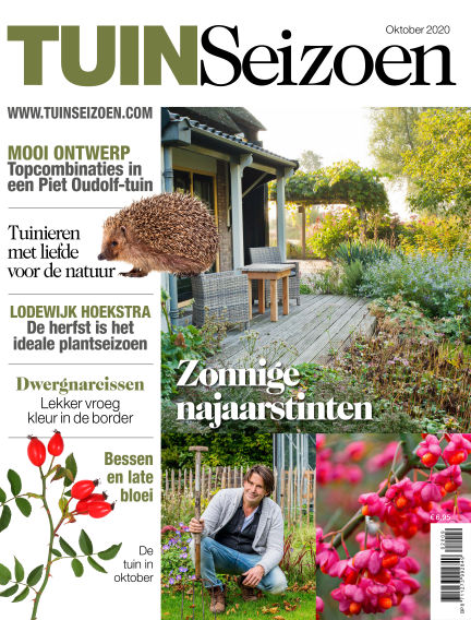 Tuinseizoen September 15, 2020 00:00