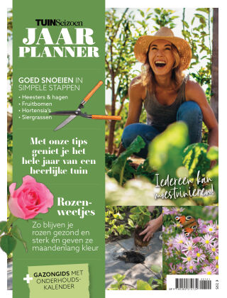 Tuinseizoen Jaarplanner 20