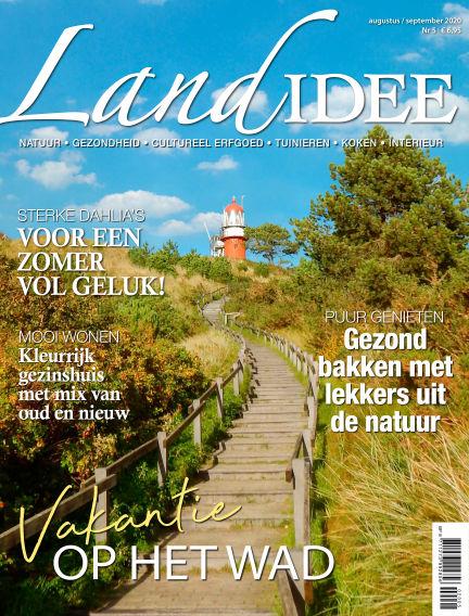 LandIDEE - NL August 03, 2020 00:00