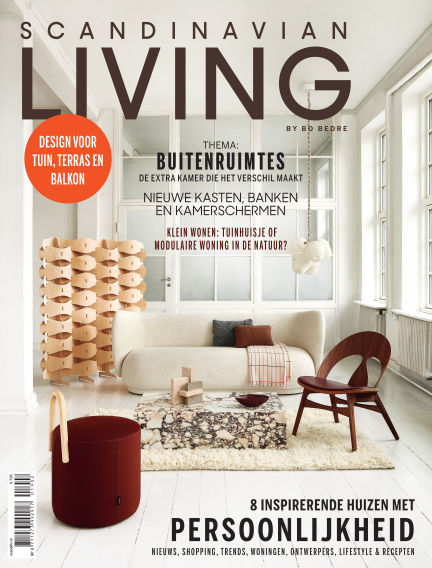 Scandinavian Living April 19, 2019 00:00