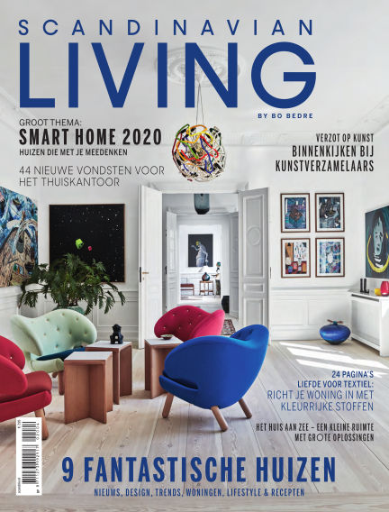Scandinavian Living August 25, 2020 00:00