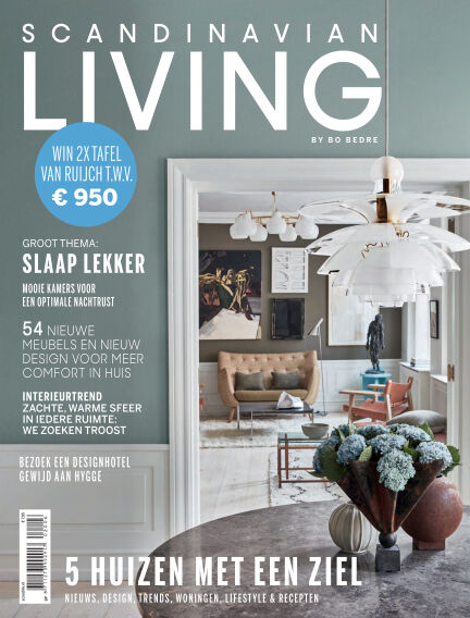 Scandinavian Living December 01, 2020 00:00