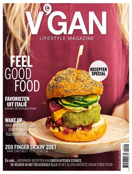 Vegan Lifestyle Magazine August 27, 2019 00:00