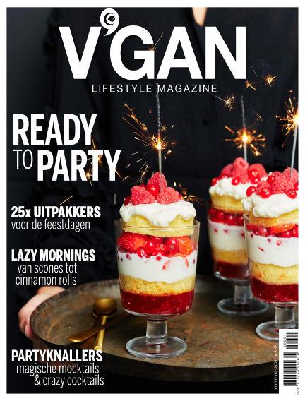Vegan Lifestyle Magazine November 05, 2019 00:00