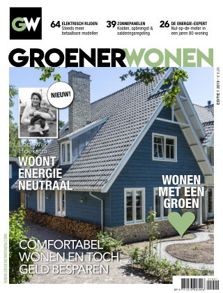 Groener Wonen 01 2019