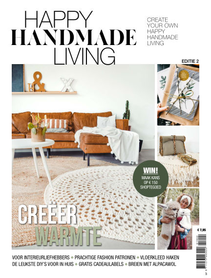 Happy Handmade Living November 12, 2019 00:00
