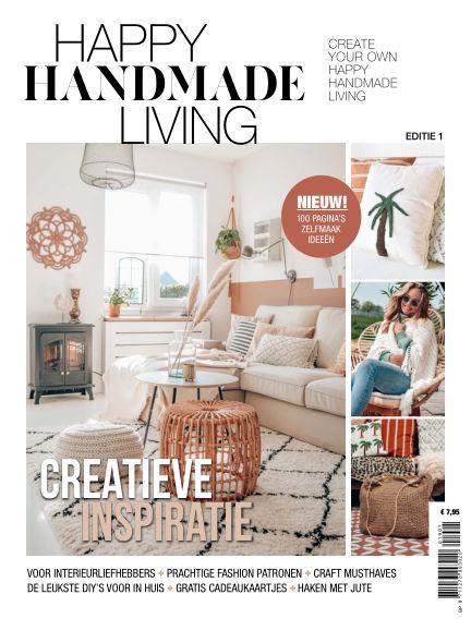 Happy Handmade Living October 26, 2019 00:00