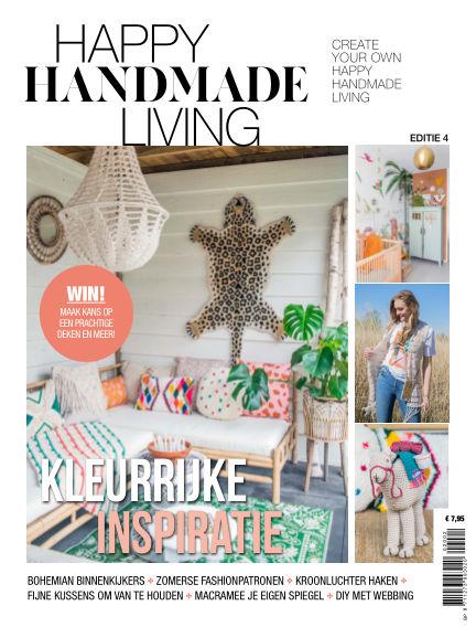 Happy Handmade Living May 12, 2020 00:00