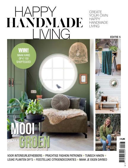 Happy Handmade Living August 11, 2020 00:00