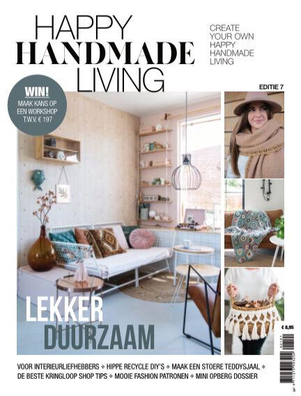Happy Handmade Living January 11, 2021 00:00