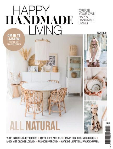 Happy Handmade Living April 15, 2021 00:00