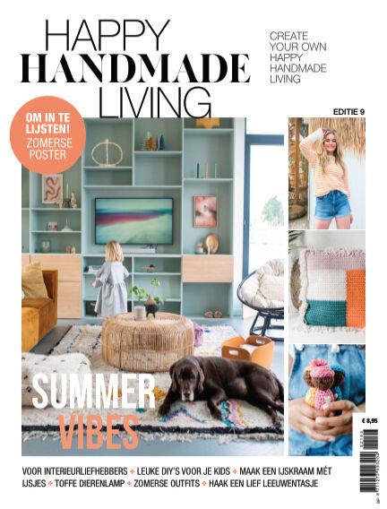 Happy Handmade Living July 15, 2021 00:00