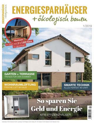 Energiesparhäuser + ökologisch bauen 1/2019