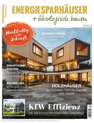 Energiesparhäuser + ökologisch bauen 2/2019