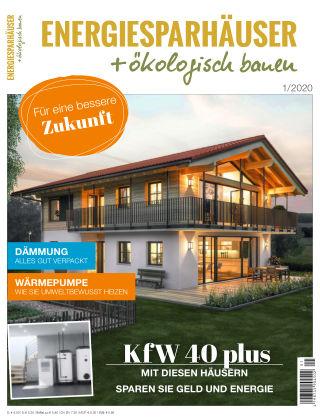 Energiesparhäuser + ökologisch bauen 1/2020