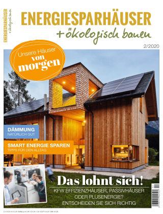 Energiesparhäuser + ökologisch bauen 2/2020